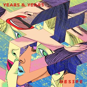 Years & Years — Desire (studio acapella)