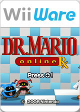 <i>Dr. Mario Online Rx</i> 2008 puzzle video game published by Nintendo