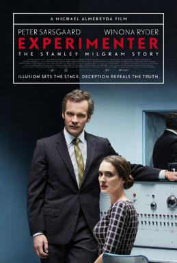 Image result for experimenter movie