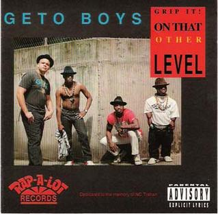 Da Stash Box: Geto Boys discography