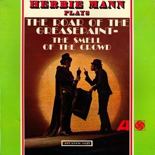 1965 studio album by Herbie Mann