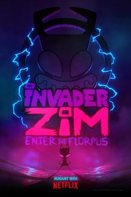 Picture of a movie: Invader Zim: Enter The Florpus!