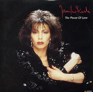 The Power of Love (Jennifer Rush song) 1984 single by Jennifer Rush