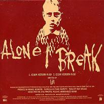 Alone I Break 2002 single by Korn