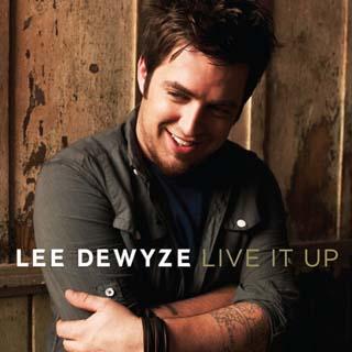 <i>Live It Up</i> (Lee DeWyze album) 2010 studio album by Lee DeWyze