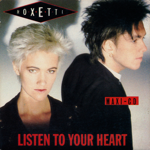Roxette — Listen to Your Heart (studio acapella)