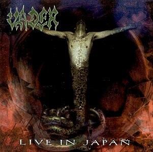 <i>Live in Japan</i> (Vader album) 1998 live album by Vader