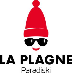La Plagne Ski resort in Savoie, France