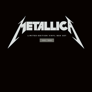 <i>Limited-Edition Vinyl Box Set</i> 2004 box set by Metallica