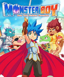 Picture of a game: Monster Boy And The Cursed Kingdom