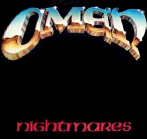 <i>Nightmares</i> (Omen album) 1987 EP by Omen