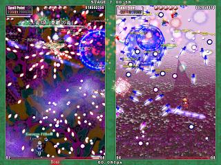 Screenshot de Touhou 09 - PoFV