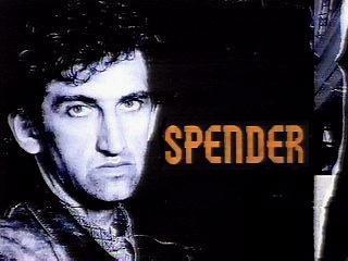 <i>Spender</i> British television police procedural drama
