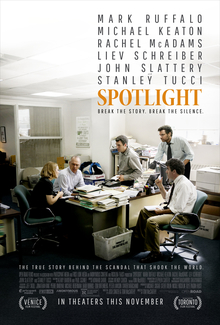 Spotlight full movie (2015)
