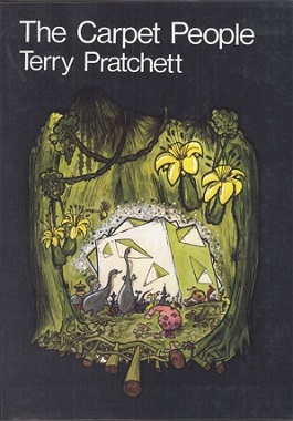 <i>The Carpet People</i> book by Terry Pratchett