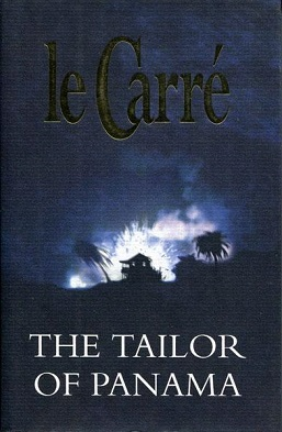 The Tailor of Panama - bookcover .jpeg