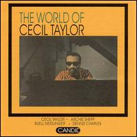 <i>The World of Cecil Taylor</i> 1961 studio album by Cecil Taylor