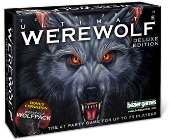 Picture of a game: One Night Ultimate Werewolf
