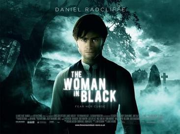 Image result for Woman in black