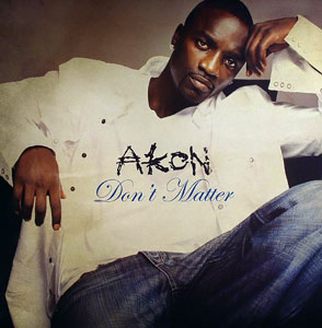Akon — Don't Matter (studio acapella)