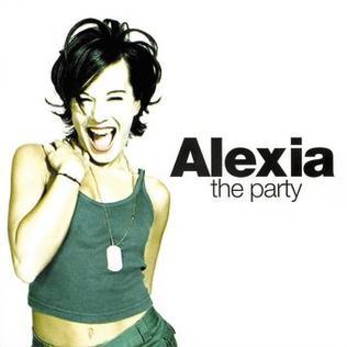 <i>The Party</i> (Alexia album) 1998 studio album by Alexia