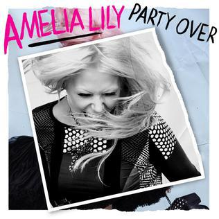 Amelia Lily — Party Over (studio acapella)