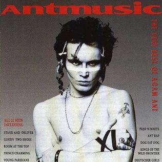 <i>Antmusic: The Very Best of Adam Ant</i> 1993 greatest hits album by Adam Ant