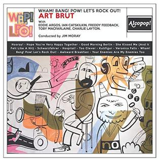 2018 studio album by Art Brut