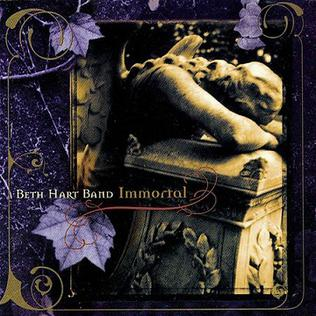 Beth Hart Beth_Hart_Band_-_Immortal_album_cover