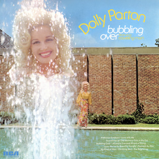<i>Bubbling Over</i> (album) 1973 studio album by Dolly Parton