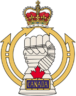 Royal Canadian Armoured Corps armoured corps within the Canadian Army
