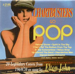 <i>Chartbusters Go Pop</i> 1994 compilation album by Elton John