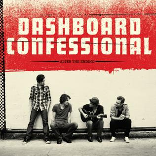 <i>Alter the Ending</i> 2009 studio album by Dashboard Confessional