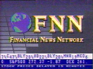 Financial News Network American television network