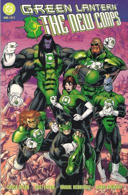 green lantern corps wikiwand