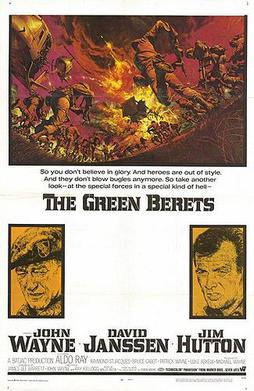 green berets film analysis The green berets movie review who picks two teams of crack green berets for a mission in south vietnam to protect a script analysis of the green berets.
