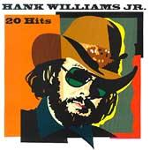 Hank Williams, Jr - 20 Hits Special Collection Vol 1.jpg