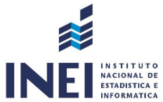 Logo of the INEI