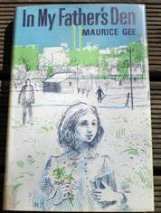 <i>In My Fathers Den</i> Novel by Maurice Gee