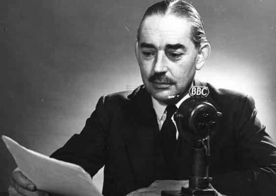 Legendarni spiker BBC-a na djelu