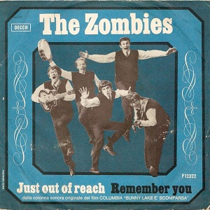 Just Out of Reach (song) 1965 single by the Zombies
