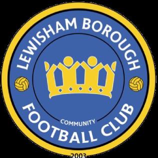 Lewisham Borough F.C. Association football club in England