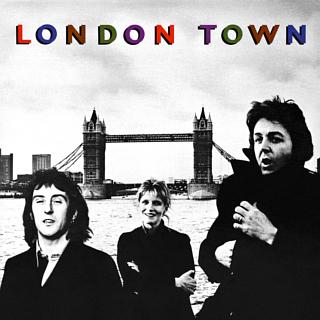 <i>London Town</i> (Wings album) 1978 studio album by Wings