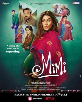 Mimi (2021 Hindi film) - Wikipedia