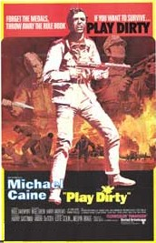 Original movie poster for Play Dirty.jpg