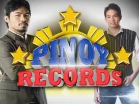<i>Pinoy Records</i> Philippine television show