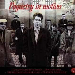 1986 EP by The Pogues