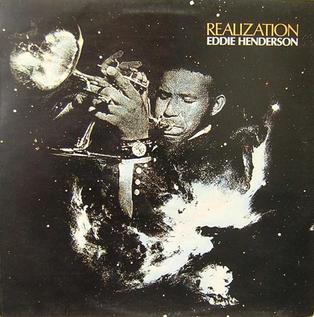 <i>Realization</i> (album) 1973 studio album by Eddie Henderson