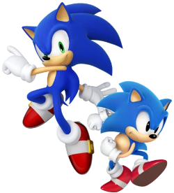 Sonic the Hedgehog (character) Video game character