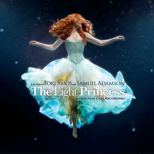 <i>The Light Princess (Original Cast Recording)</i> 2015 soundtrack album by Various artists